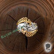 Кольцо «Скифские олени» фото 6