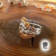 Кольцо «Скифские олени» фото 7