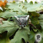 Перстень «Сова» фото 2