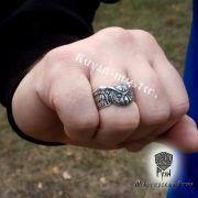 Перстень «Сова» фото 3