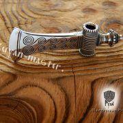 Серебряная подвеска «Топор боевой-скандинавский» фото 2