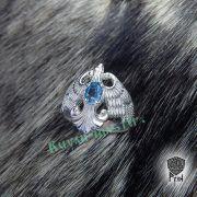 Кольцо «Финист» фото 4