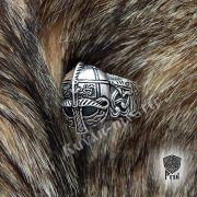 Перстень «Вендельский шлем» фото 2