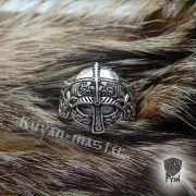 Перстень «Вендельский шлем» фото 3