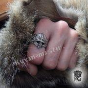 Перстень «Вендельский шлем» фото 5