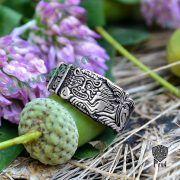 Кольцо  «Древнерусский Лев» фото 1