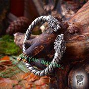 Браслет тотемный «Волки» фото 1