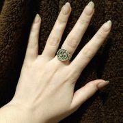 Перстень «Змеевик» фото 4