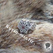 Перстень «Перунов громовой Цветок» фото 1