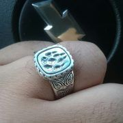 Перстень «Печать Велеса» фото 3