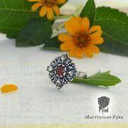 Кольцо «Бычки» фото 5
