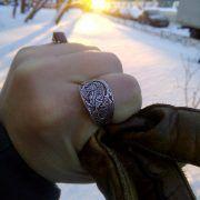 Кольцо «Симаргл» фото 3