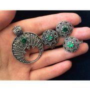 Перстень «Боярский с зернью» фото 4