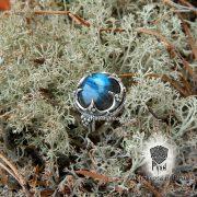 Серебряное кольцо «Готланд» фото 12