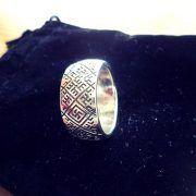 Обручальные кольца «Северный узор» фото 2
