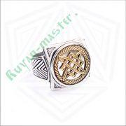 Перстень «Квадрат Сварога (Звезда Руси)» фото 2