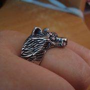 Перстень «Медведь» фото 6