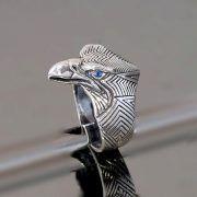 Перстень «Орёл» фото 5