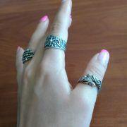 Кольцо «Грифы» фото 4