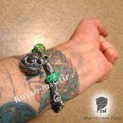 Универсальный браслет для сменных бусин фото 11