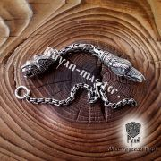 Универсальный браслет для сменных бусин фото 8