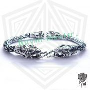 Браслет «Змеи» фото 1