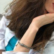 Универсальный браслет для сменных бусин фото 5