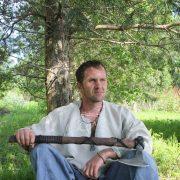 Кованый топор Рагнара фото 6