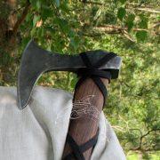 Кованый топор Рагнара фото 5