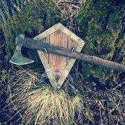 Кованый топор Рагнара фото 3