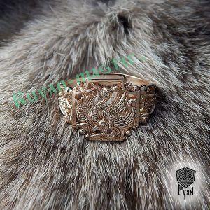 Золотое кольцо «Феникс»