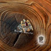 Кольцо «Огненный сокол Рарог» фото 6