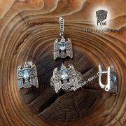 Кольцо «Огненный сокол Рарог» фото 4