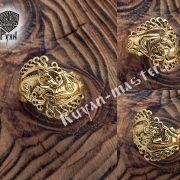 Кольцо «Скифские олени». Золото фото 2