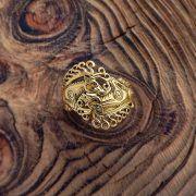 Кольцо «Скифские олени». Золото фото 1