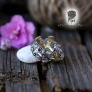 Кольцо «Лисица» фото 6