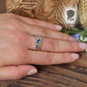 Кольцо «Божечки-кошечки» фото 4
