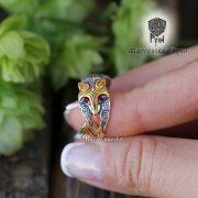 Кольцо «Лисица» фото 5
