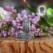 Обручальные кольца «Кельтские псы» фото 5
