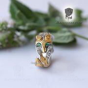 Кольцо «Лисица» фото 3