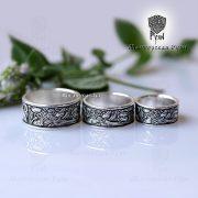 Обручальные кольца «Кельтские псы» фото 2