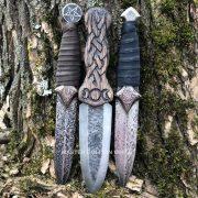 Ритуальные магические ножи фото 4