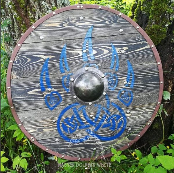 Щит викинга фото 1